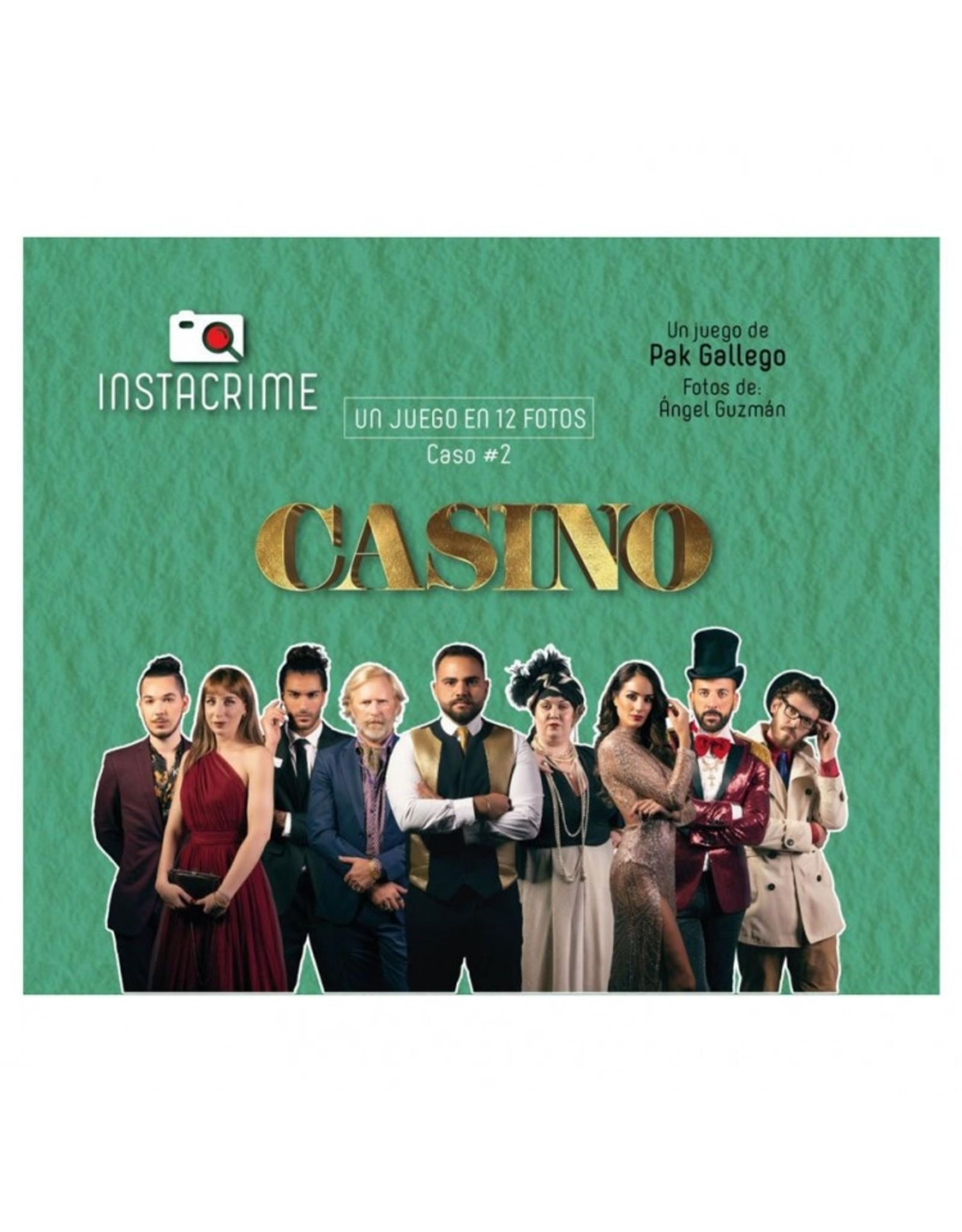 Instacrime: Casino