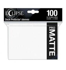 Ultra Pro DP: Eclipse: Matte Arctic WH (100)