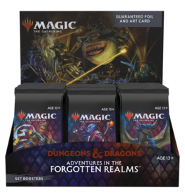 Magic Adventures in the Forgotten Realms Set Booster Box (30)