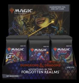 Magic Magic: Adv in the Forgotten Realms Set Booster Box (30)