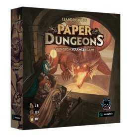 Paper Dungeons (Pre Order) (August)