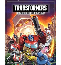 Renegade Games Studios Transformers Deck-Building Game(Pre Order) (August)