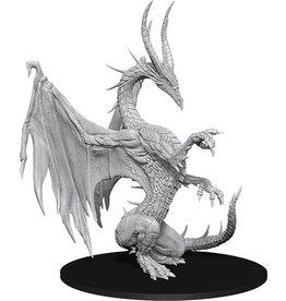 Wiz Kids Pathfinder Miniatures: W14 Blue Dragon