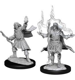 Wiz Kids Pathfinder Miniatures: W14 Elf Sorcerer Male