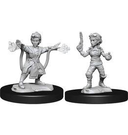 Wiz Kids D&D: Nolzur's MUM: W14 Gnome Artificer Female