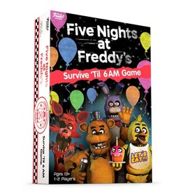 Funko Five Nights at Freddy's: Survive Til 6AM