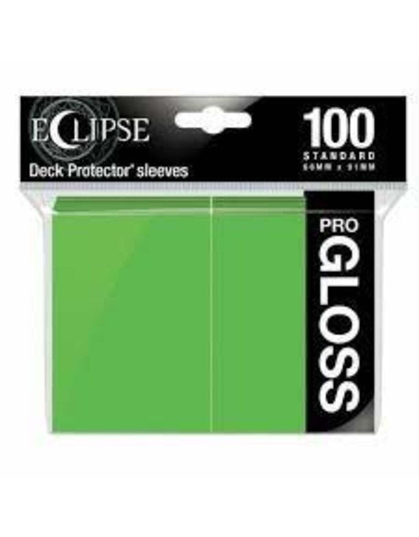 Ultra Pro DP: Eclipse Gloss: Lime GR (100)