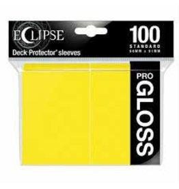 Ultra Pro DP: Eclipse Gloss: Lemon YE (100)