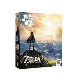 The OP Puzzle: Zelda Breath Of The Wild 1000pc