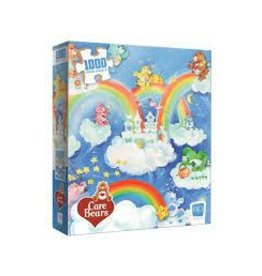 """The OP Puzzle: Care Bears """"Care-A-Lot"""" 1000pc"""