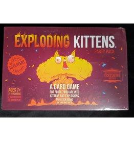 Ding & Dent Exploding Kittens Party Pack (Ding & Dent)