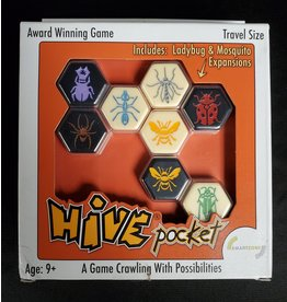 Ding & Dent Hive Pocket (Ding & Dent)