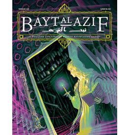 Bayt al Azif #3: A Magazine for Cthulhu Mythos RPGs
