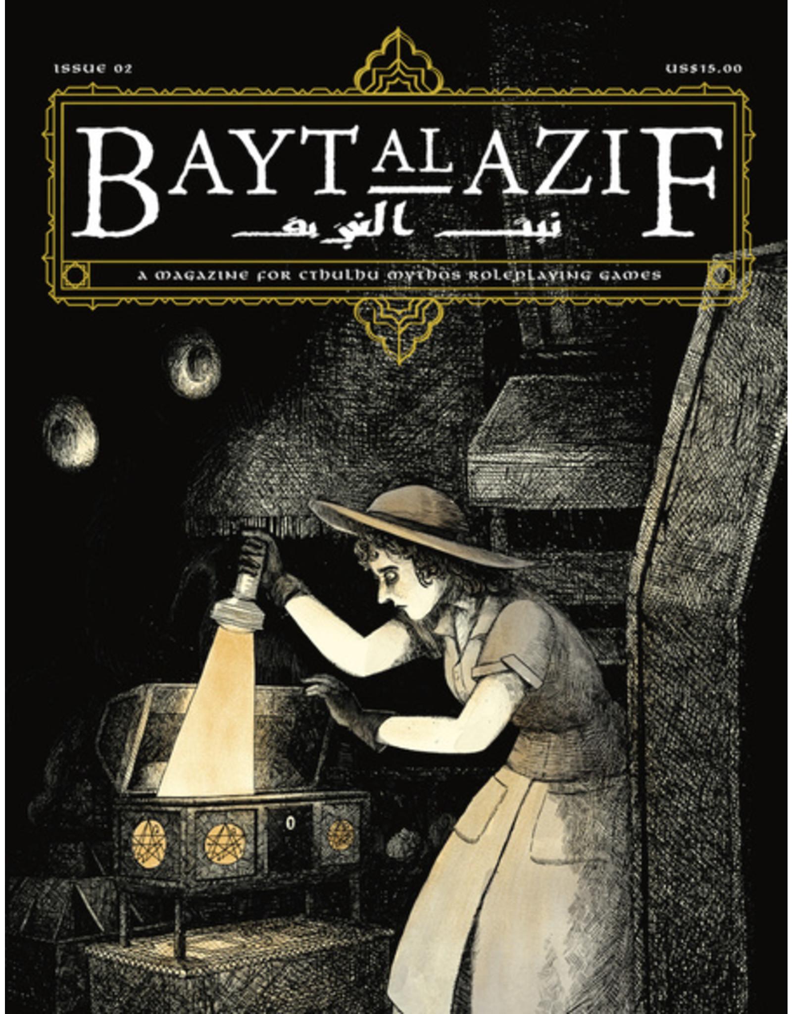 Bayt al Azif #2: A Magazine for Cthulhu Mythos RPGs