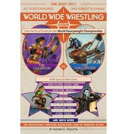 Indie Press Revolution World Wide Wrestling: Second Edition