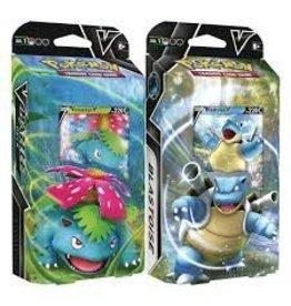 Pokemon Pokemon: V Battle Deck:Venusaur/Blastoise Battle Deck