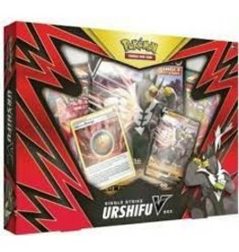 Pokemon Pokemon: Single/Rapid Strike Urshifu V Box