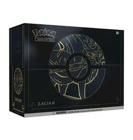 Pokemon Pokemon: S&S Elite Trainer Box Plus Zacian or Zamazenta