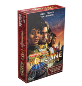 Z-Man Games Pandemic: Hot Zone - Europe (Pre Order)