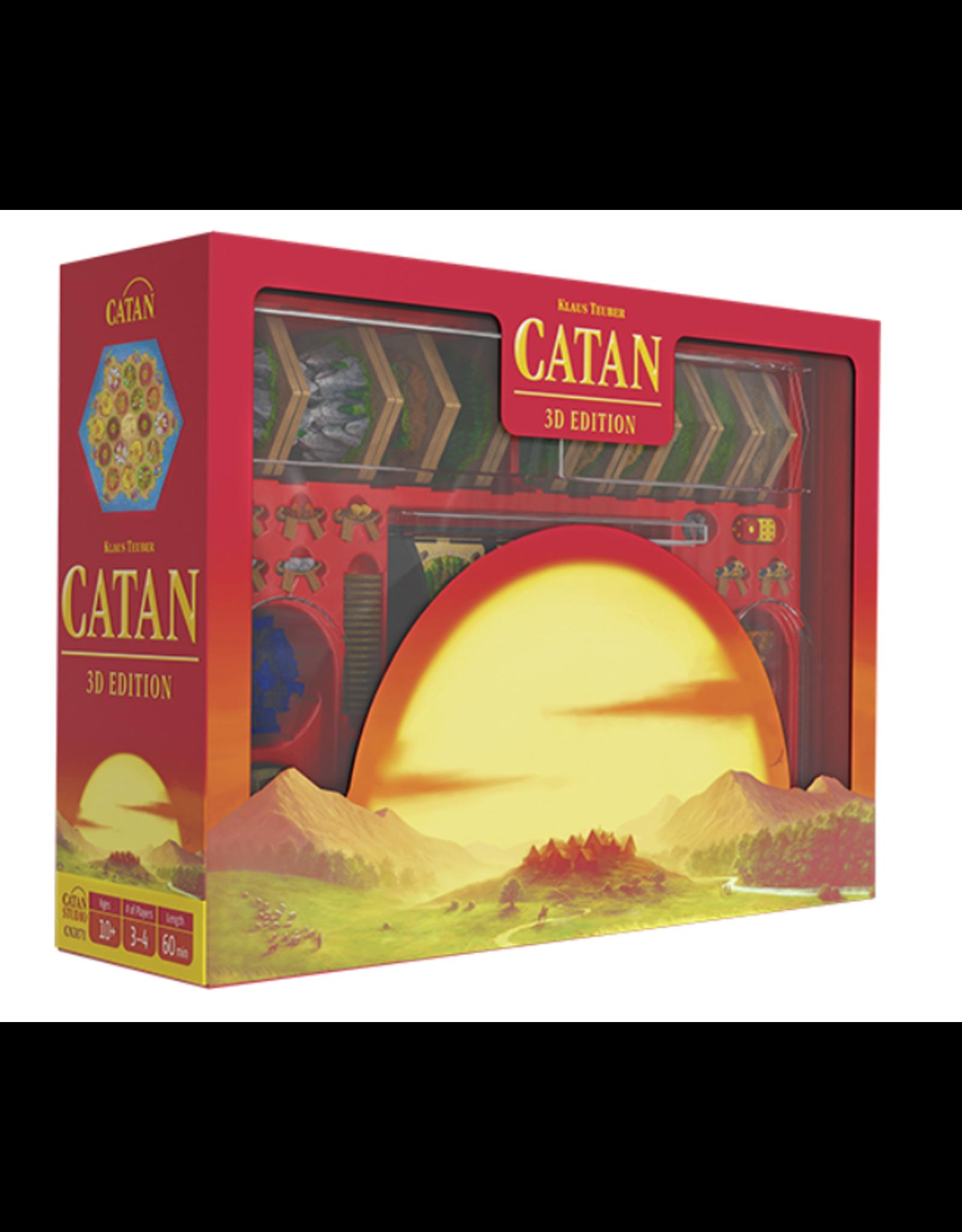 Catan Studios Catan 3D Edition (Pre Order)