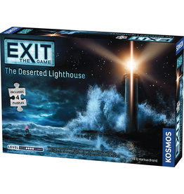 Thames & Kosmos EXIT: The Deserted Lighthouse (w/Puzzle)