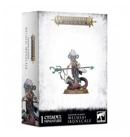 Age of Sigmar Daughters Of Khaine: Melusai Ironscale