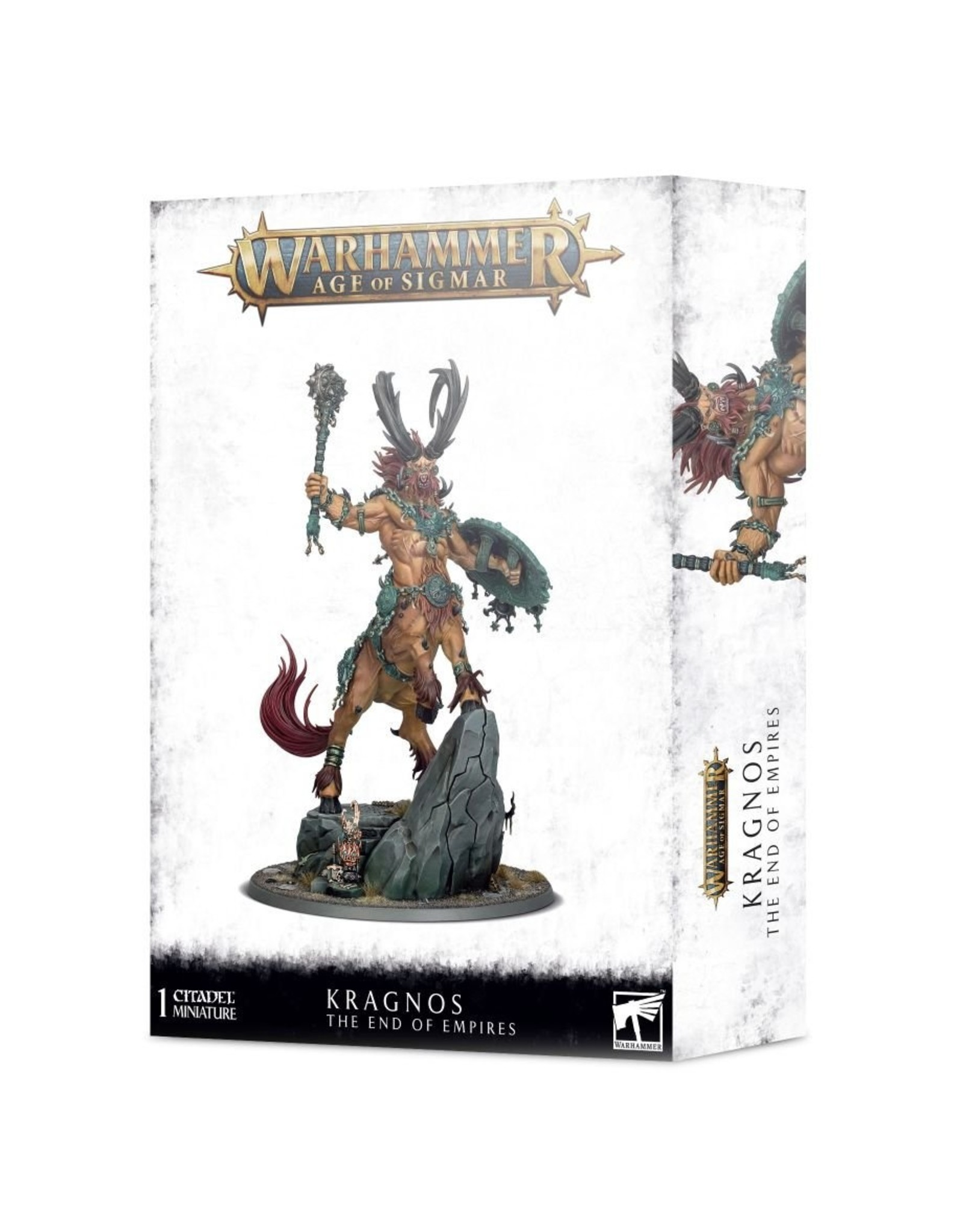 Age of Sigmar Kragnos The End Of Empires (SOLD OUT)