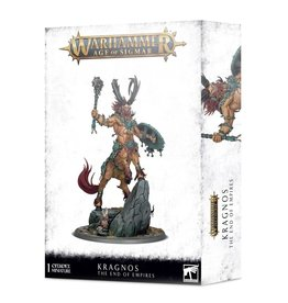 Age of Sigmar Kragnos The End Of Empires