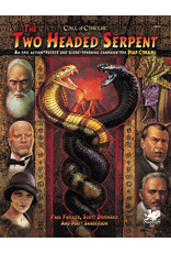 Chaosium Call of Cthulhu: The Two-Headed Serpent Hardcover