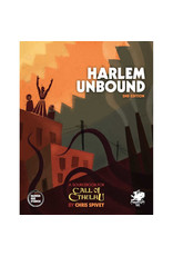 Chaosium Call of Cthulhu: Harlem Unbound 2nd Edition