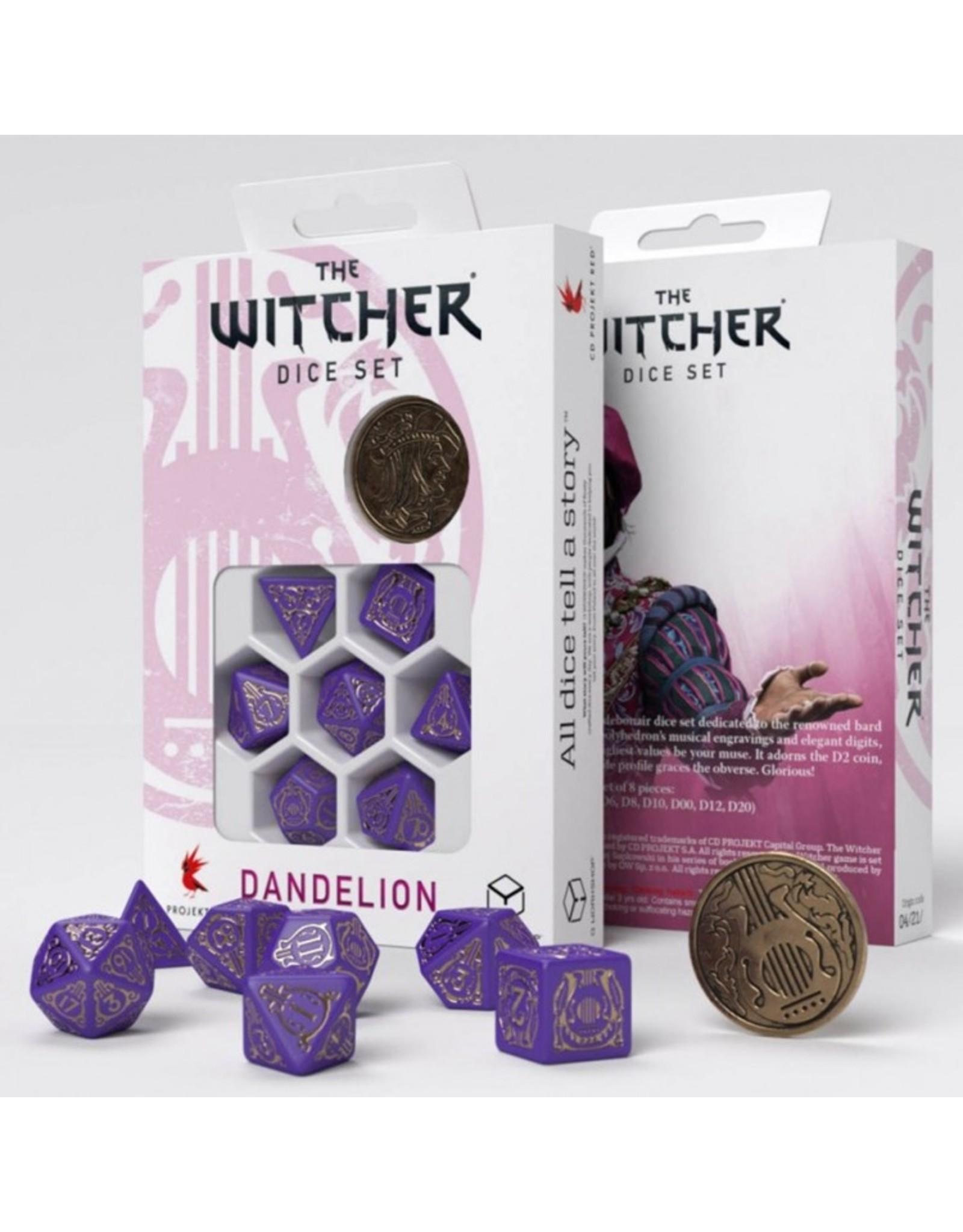 Q-Workshop 7-Set: Witcher: Viscount de Lettenhove