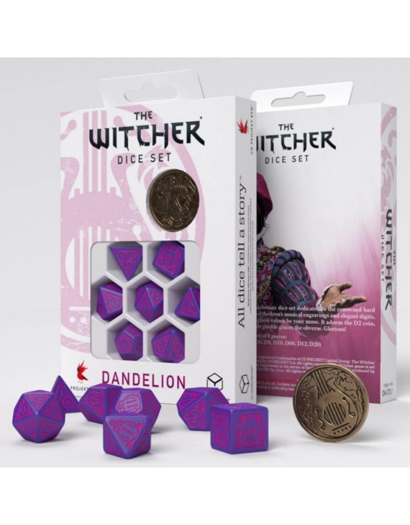 Q-Workshop 7-Set: Witcher: Conqueros of Hearts