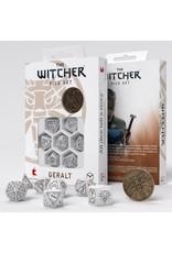 Q-Workshop 7-Set: Witcher: The White Wolf