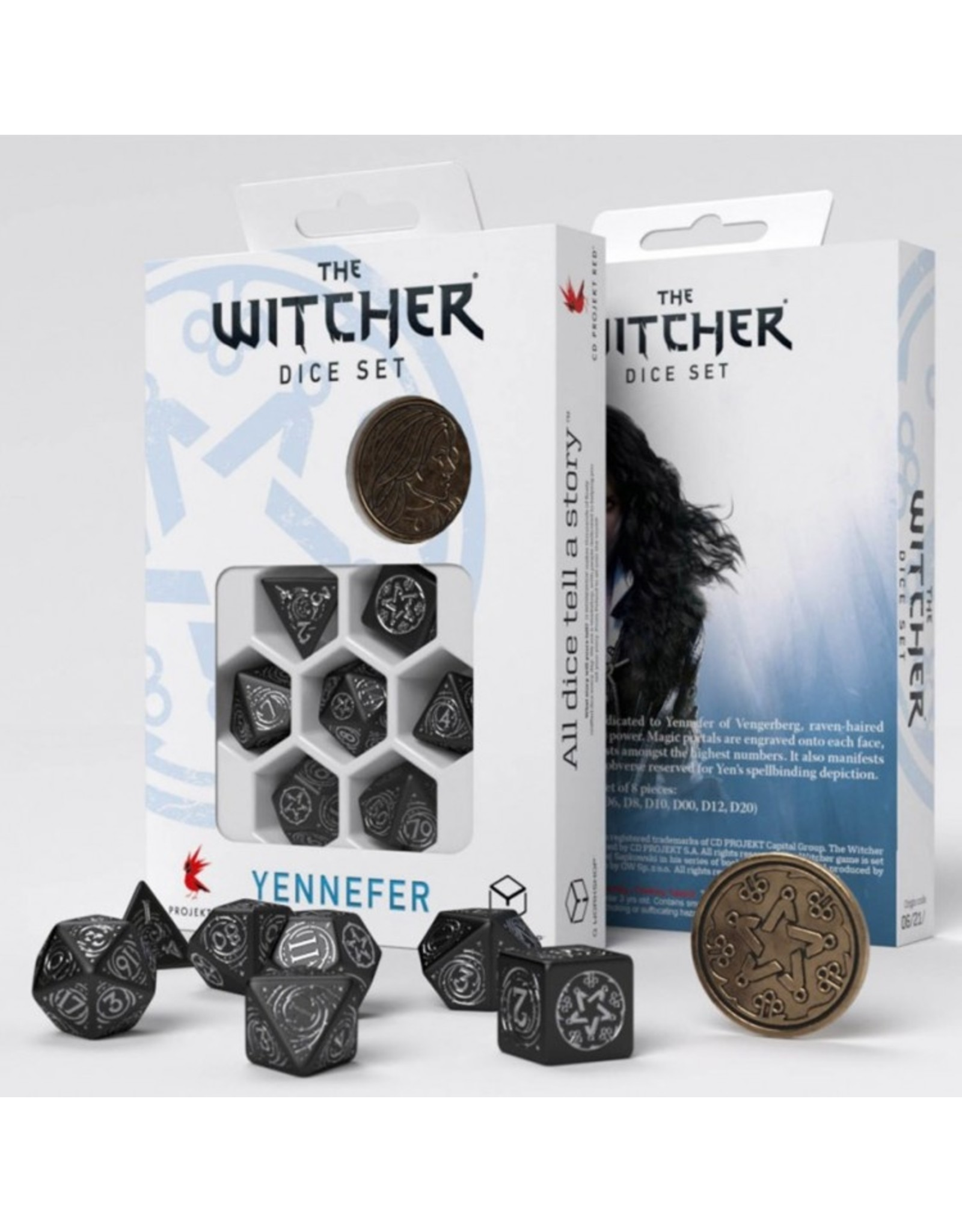 Q-Workshop 7-Set: Witcher: The Obsidian Star