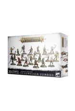 Age of Sigmar Soulblight Gravelords: Deadwalker Zombies