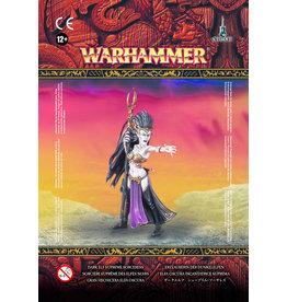 Age of Sigmar Dark Elf Supreme Sorceress