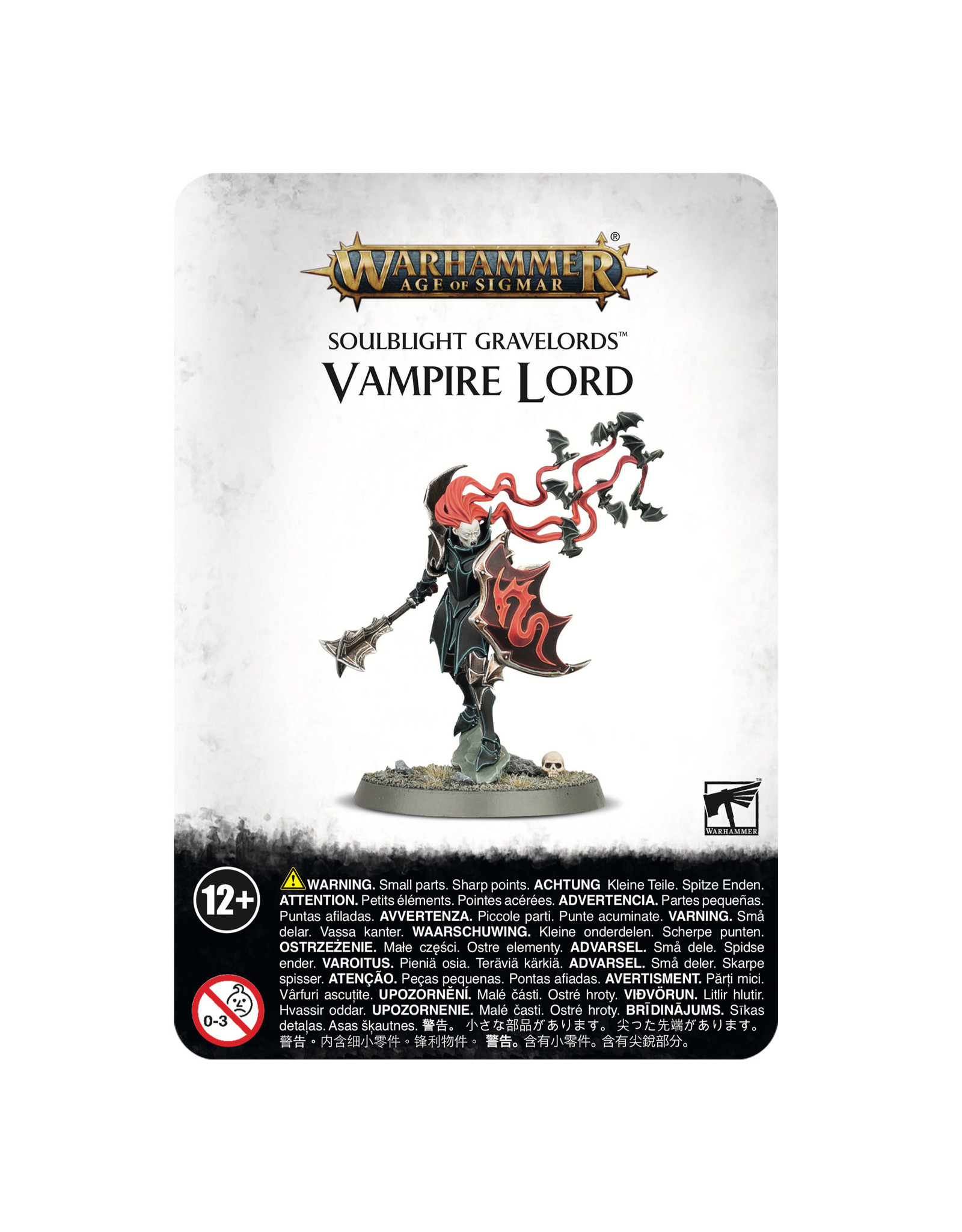 Age of Sigmar Soulblight Gravelords: Vampire Lord