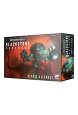 Blackstone Fortress Blackstone Fortress: Deadly Alliance