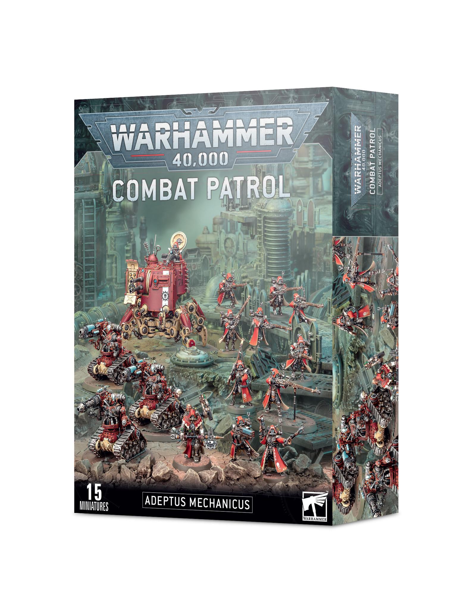 Warhammer 40K Combat Patrol: Adeptus Mechanicus
