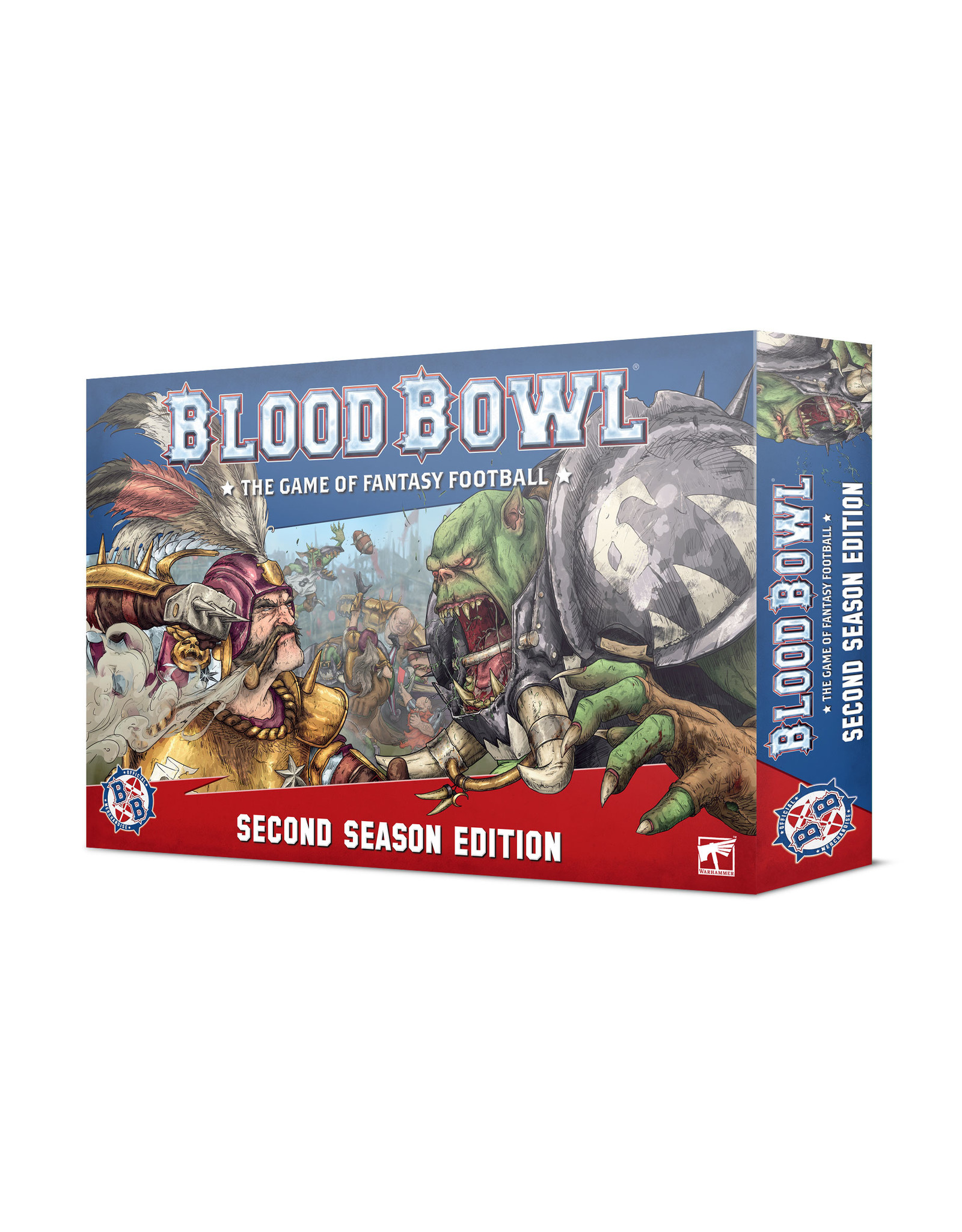 Blood Bowl Blood Bowl: Second Season Edition