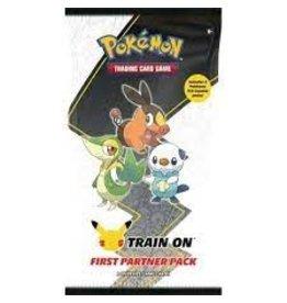Pokemon Pokemon: First Partner Pack Unova