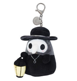 """Squishables Micro Plague Doctor (3"""")"""
