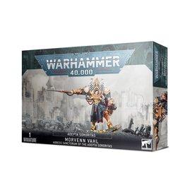 Warhammer 40K Adepta Sororitas: Morvenn Vahl Abbess Sanctorum