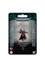 Warhammer 40K Adepta Sororitas: Palatine