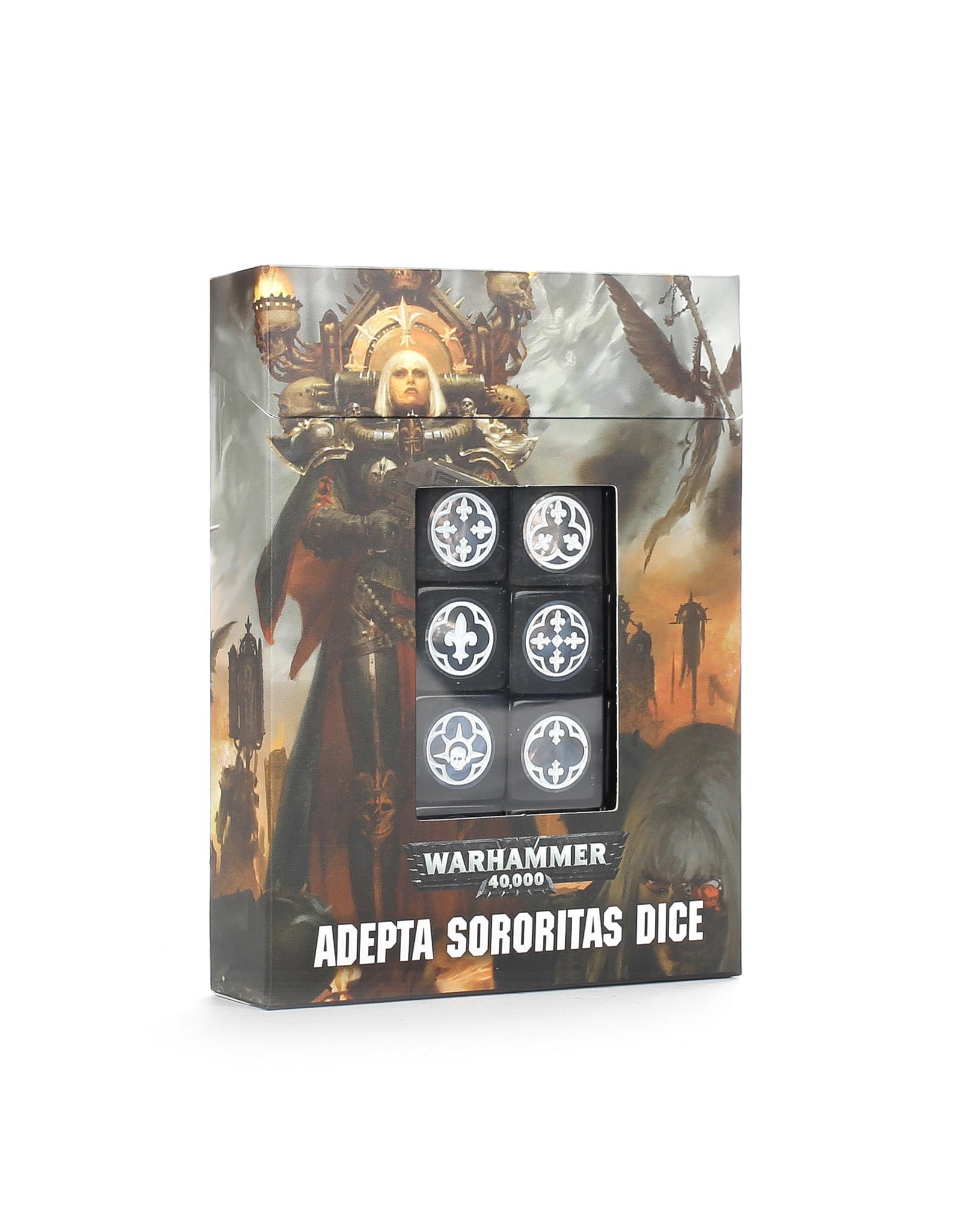 Warhammer 40K Warhammer 40000: Adepta Sororitas Dice