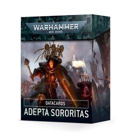 Warhammer 40K Datacards: Adepta Sororitas