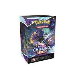 Pokemon Pokemon: Chilling Reign Build & Battle Box