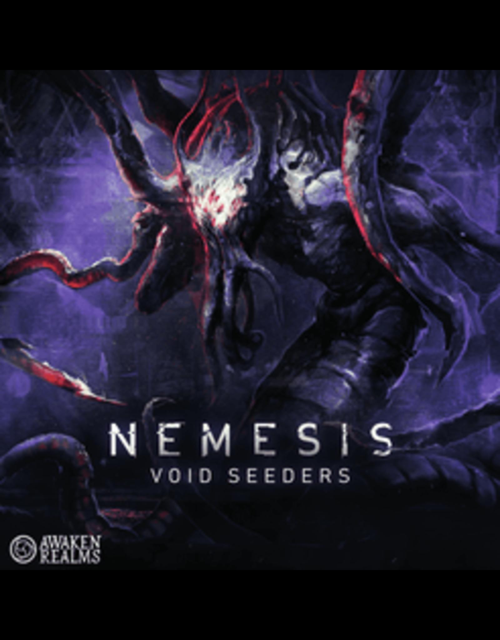 Asmodee Nemesis: Voidseeders Expansion (Pre Order)