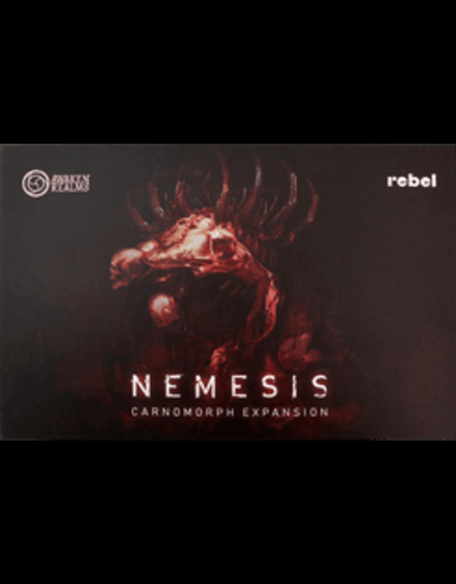 Asmodee Nemesis: Carnomorphs Expansion (Pre Order)