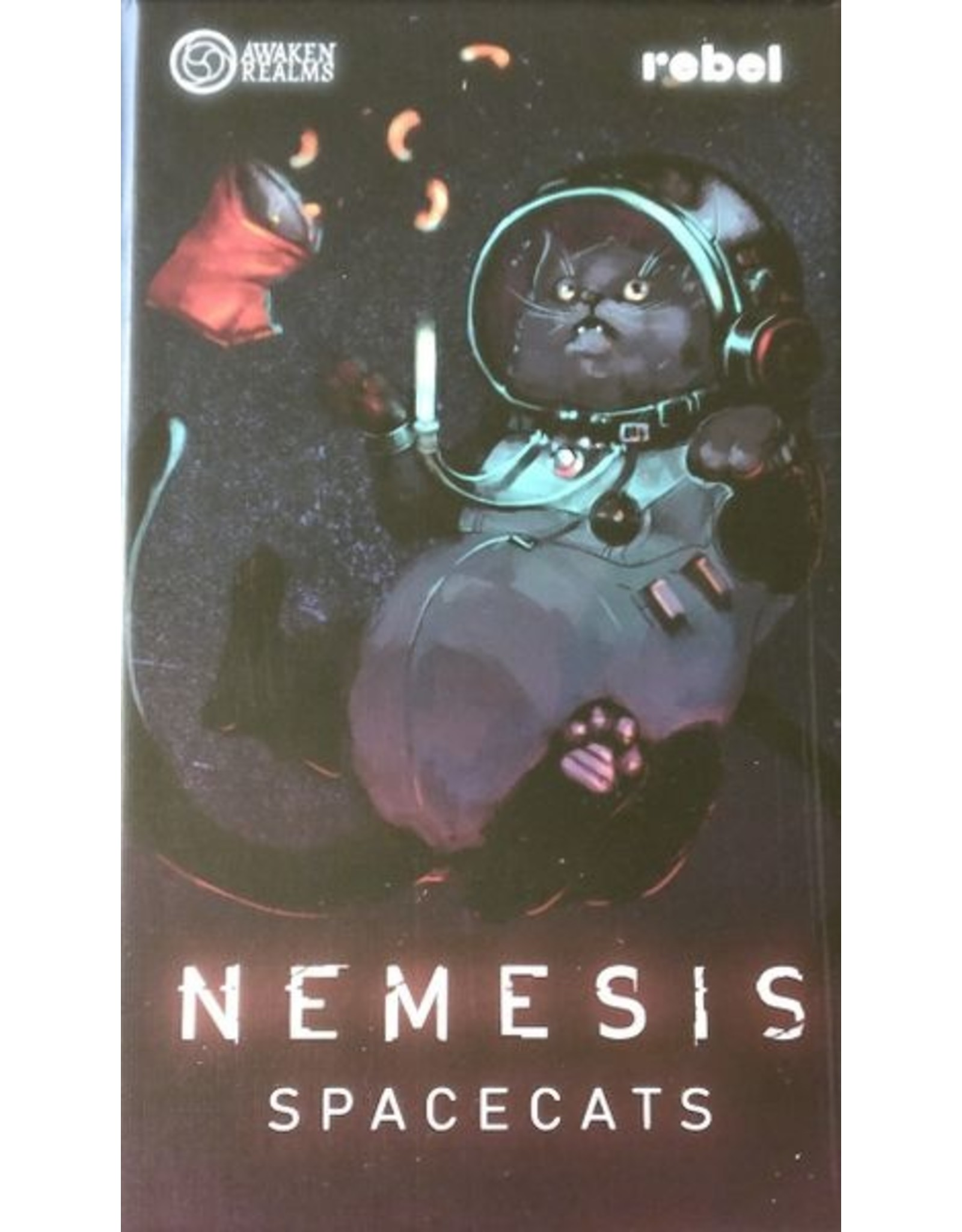 Asmodee Nemesis: Space Cats Expansion (Pre Order)